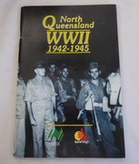 North Queensland WWII 1941 - 1945  ISBN 9311662086587 WW2 Military Book  & Map