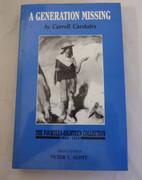 A Generation Missing Carstairs, Carroll  ISBN 10: 1871048028 ISBN 13: 9781871048025