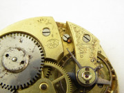 Antique Mechanical Pocket Watch Movement Swiss Cyrus for Parts  Steampunk
