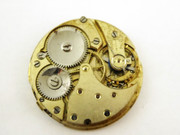 Antique Mechanical Pocket Watch Movement Swiss for Parts  Steampunk