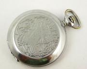 Vintage Russian Sekonda Full Hunter Mechanical Pocket Watch for Restoration or Parts  Steampunk