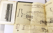 1900s Locomotive Steam Injector Type D Manual Davies & Metacalfe LTD