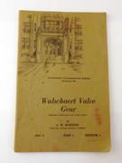 1930s Walschaert Valve Gear Part 1 by J.W. Harding Locomotive Steam Train Book