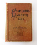 1917 Engineman's Master Key Steam Book Steam Engines Pumps Boilers etc