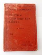 Practical Engine Driver's Manual W Rocliff Steam Trains Locomotive