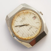 Vintage Gents Credenda DeLux 17 Jewels Swiss Wrist Watch