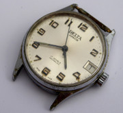 Vintage DELTA Junior 17 Jewels Swiss Wrist Watch