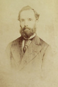 1880s Victorian Carte de Visite Card Photograph A & G Taylor London and Forest Hill