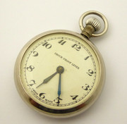 Vintage Swiss Shock Proof Lever Mechanical Pocket Watch