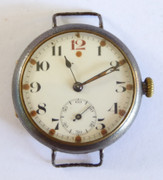 WW1 Trench Wrist Watch  Marks RESTORATION  PARTS