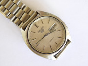 Vintage Sekio 5 Automatic  Wrist Watch with Day & Date