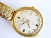 Vintage AVIA 25 Jewel Swiss Made Automatic Wrist Watch with Date