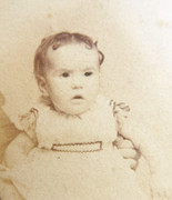 Victorian Carte de Visite Card Photograph by Cargo's of Allegheny