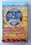 Australian Book : Where Strange Paths Go Down by A M Duncan - Kemp