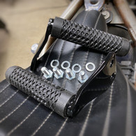 Xs650 foot pegs (mid stance)