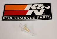 Inline Fuel Filter K&N (Made in the U.S.A.)