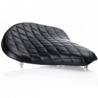 Biltwell Inc. Solo Seat - Black Diamond