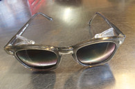 Monstercraftsman Vintage Safety Glasses - Sunguard Grey