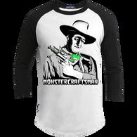 Monstercraftsman Wayne RayGun Sporty Tee