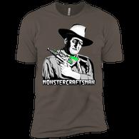Monstercraftsman Wayne Raygun High End Shirt