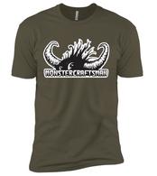 Monstercraftsman Logo High End Shirt