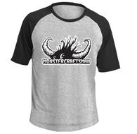 Monstercraftsman Logo Short Sleeve Sporty Tee