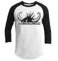 Monstercraftsman Logo Sporty Tee
