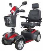 "Ventura Scooter with 18"" Captain Seat - ventura418cs"