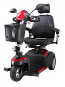 Ventura 3 Wheel Scooter with Captain Seat - ventura320cs