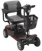 Phoenix 4 Wheel Heavy Duty Scooter - phoenixhd4