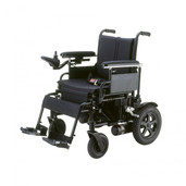 "Cirrus Plus 18"" Folding Power Wheelchair - cpn18fba"