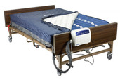 Med Aire Bariatric Heavy Duty Low Air Loss Mattress Replacement System - 14060