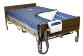 Med Aire Bariatric Heavy Duty Low Air Loss Mattress Replacement System - 14048