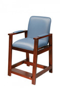 Wood Hip High Chair - 17100