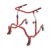Pediatric Red Posterior Safety Roller - pe 1200