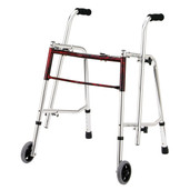 Flame Red Glider Walker - 10219frd-1