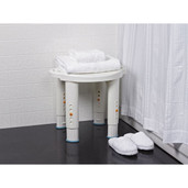 Michael Graves Bath and Shower Stool Seat - mg12171