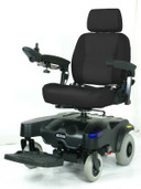 "Power Wheelchair Blue 20"" Sunfire Plus EC Rear Wheel Drive- spec-3c-bl-20"