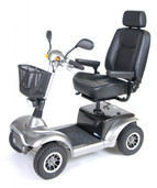 Prowler 4-Wheel Mobility Scooter - prowler3410mg22cs