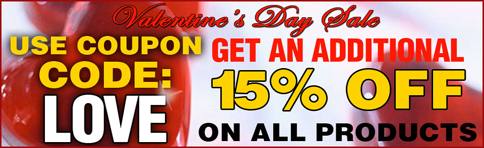 Cigars and Hunidors Valentine's Day Sale