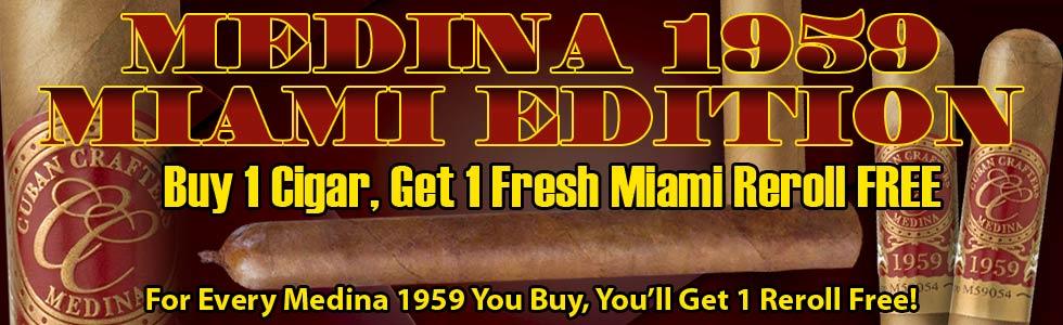 Medina 1959 Miami Cigars