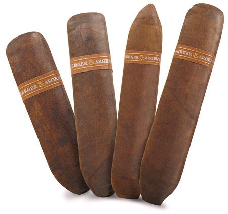 Fatso Cigars 4-Cigar Sampler
