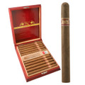 DOUBLE CORONA CUBANO CLARO - 7 3/4 INCHES X 50 RING GAUGE - VINTAGE CEDAR HUMIDOR BOX OF 20