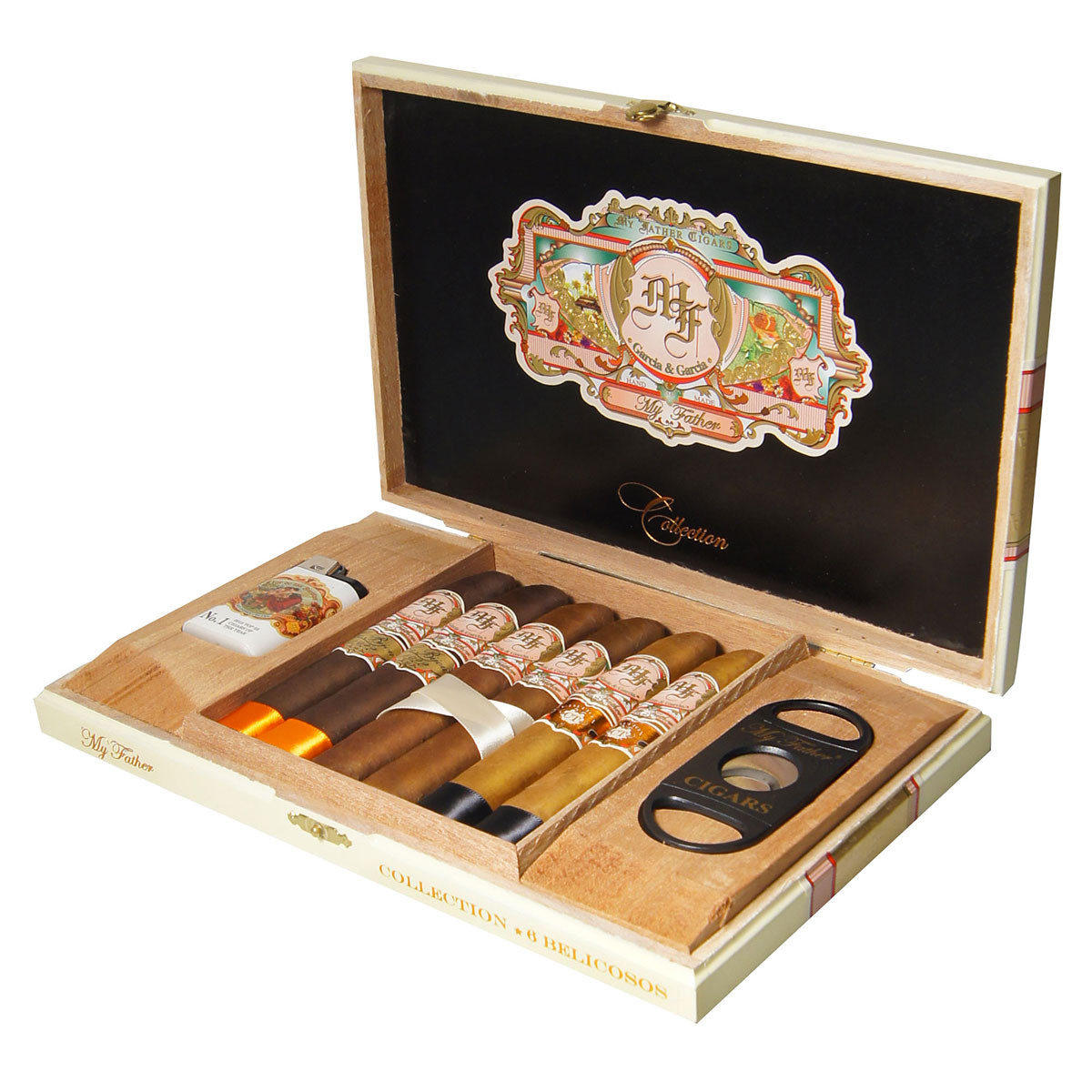 sc 1 st  Cuban Crafters & My Father Collection Belicoso Cigar Gift Pack - CUBAN CRAFTERS