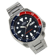 Seiko SKX009K Solid Oyster