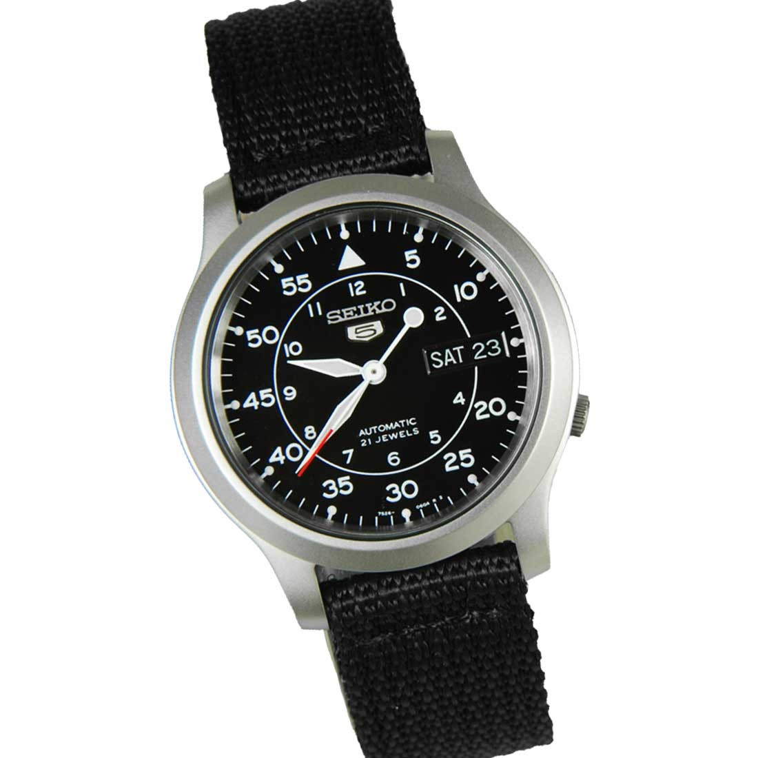 Snk809k2 Seiko Military Watch