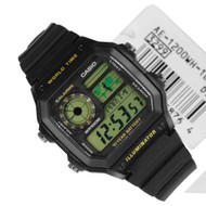 Casio Illuminator Digital Quartz Watch AE-1200WH-1BVDF