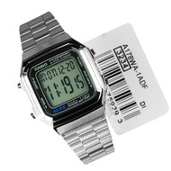 A178WA-1ADF Casio Alarm Chrono Watch