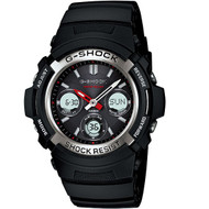 Casio watch AWR-M100A-1ADR