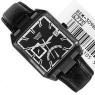 Casio Beside Retrograde Square Black Mens Watch BEM-309BL-1AVDF